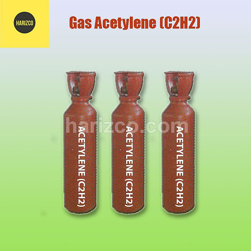 Jual Gas Acetylene (C2H2) HP & UHP