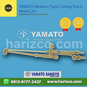 201-Yamato Medium Type Cutting Torch