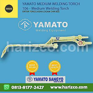 106-Yamato Medium Welding Torch