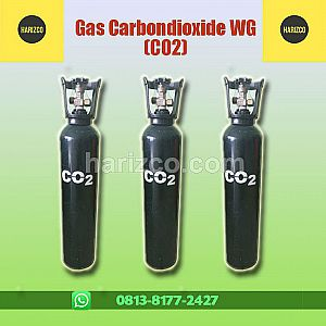 DISTRIBUTOR TABUNG GAS CARBON DIOXIDE WG (CO2)