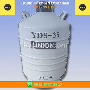 DISTRIBUTOR CONTAINER YDS-35 UNION FOR LIQUID NITROGEN
