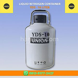 JUAL CONTAINER YDS-10 UNION FOR LIQUID NITROGEN