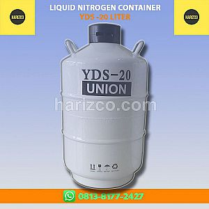 JUAL CONTAINER YDS-20 UNION FOR LIQUID NITROGEN
