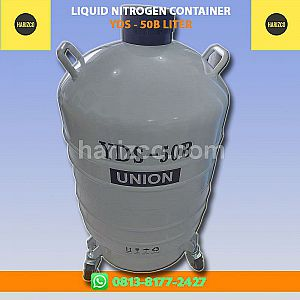 JUAL CONTAINER YDS-50B UNION FOR LIQUID NITROGEN