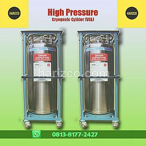 Jual VGL 360L - Very High-Pressure Cryogenic Cylinders (YDS UNION)