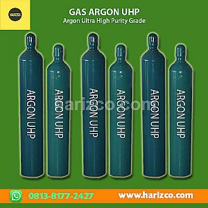 Jual Gas Spesial Argon Ultra High Purity (UHP)