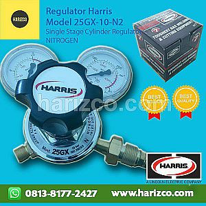 Jual Regulator Gas Harris Nitrogen Type 25GX-10-N2