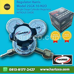 Jual Regulator Gas Harris Nitrous Oxide Type 25GX-10-N2O