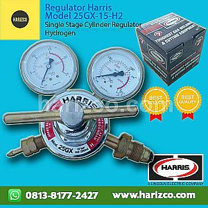 Jual Regulator Gas Harris Hydrogen Type 25GX-15-H2