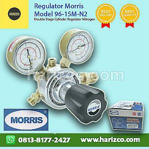 Jual Regulator Nitrogen MORRIS Type 96-15M-N2