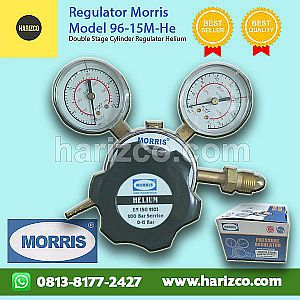 Jual Regulator Helium MORRIS Type 96-15M-He