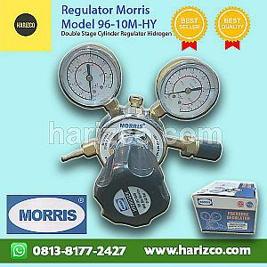Jual Regulator Hydrogen MORRIS Type 96-10M-HY